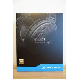 ゼンハイザー(SENNHEISER)のゼンハイザー SENNHEISER HD660S+高音質リケーブル(ヘッドフォン/イヤフォン)