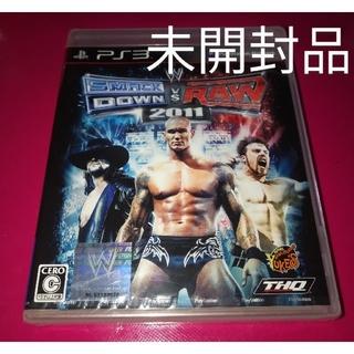 プレイステーション3(PlayStation3)のWWE SmackDown vs. Raw 2011 PS3 未使用 未開封(家庭用ゲームソフト)