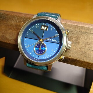 ポールスミス(Paul Smith)のポールスミス クロノグラフ YA80-S097509 クオーツ(腕時計(アナログ))