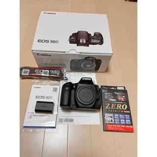 Canon - Canon EOS 90D ボディ