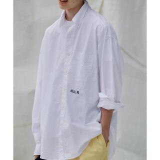 NAUTICA - NAUTICA × A.H × 加藤農園 ボタンダウンシャツ