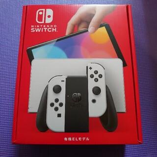 Nintendo Switch - 新品未使用 ニンテンドースイッチ 有機ELモデル ホワイト
