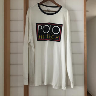 ポロラルフローレン(POLO RALPH LAUREN)のPOLO RALPH LAUREN ロンT XXL(Tシャツ/カットソー(七分/長袖))
