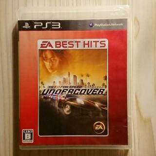 プレイステーション3(PlayStation3)の【ジャンク】ニード・フォー・スピード アンダーカバー(家庭用ゲームソフト)