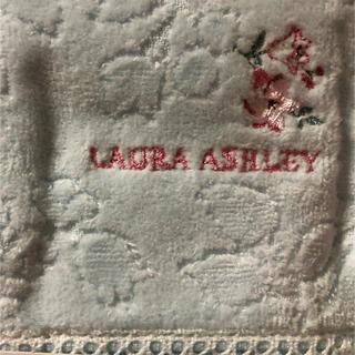 ローラアシュレイ(LAURA ASHLEY)のローラーアシュレイ ハンカチ 新品未使用 箱入り(ハンカチ)