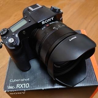 SONY - SONY Cyber−Shot RX DSC-RX10