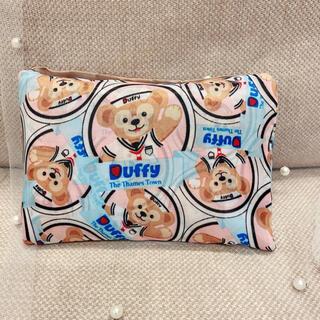 Duffy 大きめエコバッグ  ダッフィー柄 ショッピングバッグ