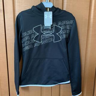 アンダーアーマー(UNDER ARMOUR)のアンダーアーマー 裏起毛 パーカー140 (Tシャツ/カットソー)