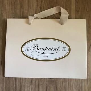Bonpoint - ポンポワン ショッピングバッグ