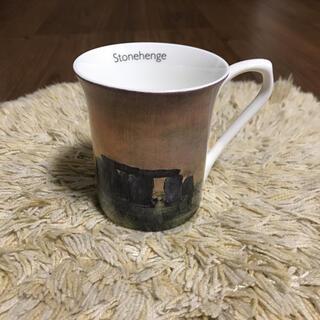 ストーンヘンジ マグカップ johnbird Stonehenge アート