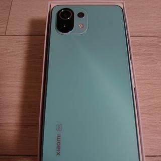 Xiaomi Mi 11 Lite 5G ミントグリーン
