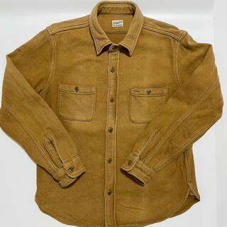 TENDERLOIN - tenderloin ヘビーフランネルシャツ