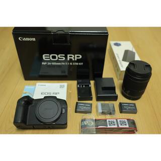 Canon - 【匿名配送】Canon EOS RP RF24-105 IS STM キヤノン