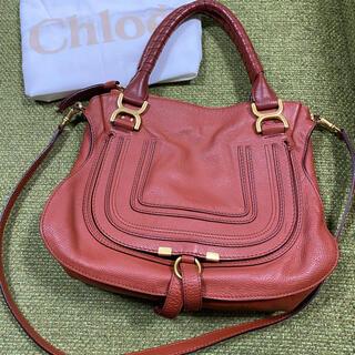 Chloe - クロエ Chloe マーシー ショルダーバッグ 2way ハンドバッグ