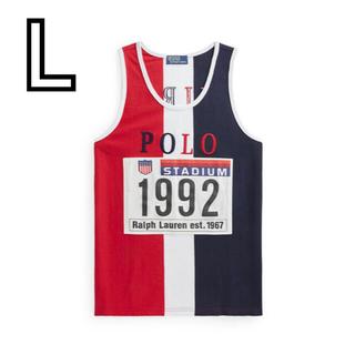 POLO RALPH LAUREN - L Polo Ralph Lauren Tokyo Stadium タンクトップ