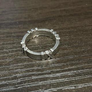 ティファニー(Tiffany & Co.)のTiffany アトラスリング(リング(指輪))