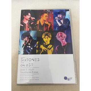 Johnny's - SixTONES on eST 通常盤