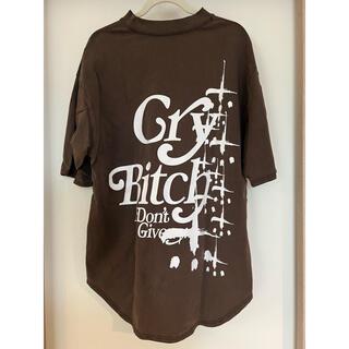 Supreme - cvtvlist カタリスト cry bitch Tシャツ