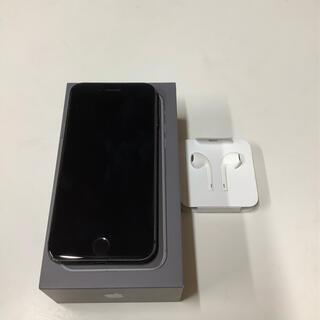 アイフォーン(iPhone)のiPhone8 64GB スペースグレイ(スマートフォン本体)