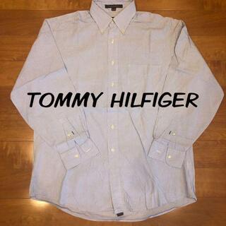 TOMMY HILFIGER - トミーヒルフィガー 長袖シャツ 美品