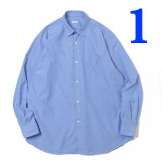 COMOLI - comoli コモリ シャツ shirts 21AW  2021AW 新型 1