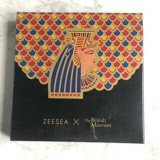 【新品未使用】ZEESEA(ズーシー)大英博物館 アイシャドウ パレット 03(アイシャドウ)
