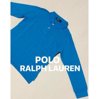 POLO RALPH LAUREN - ラルフローレン POLO 長袖 シャツ 美品 120