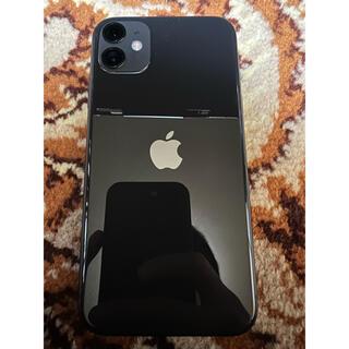 iPhone - iPhone11 256GB ブラック 中古品 SIMフリー 正常動作品