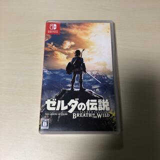 任天堂 - ゼルダの伝説 ブレス オブ ザ ワイルド Switch