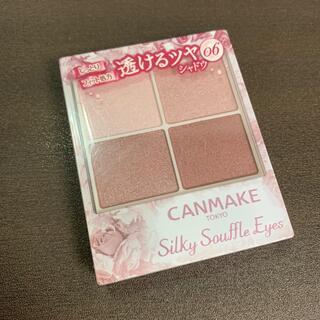 キャンメイク(CANMAKE)のシルキースフレアイズ 06(アイシャドウ)