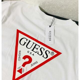 GUESS - GUESS ゲス T-シャツ Sサイズ ホワイト