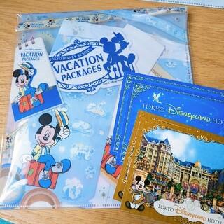 Disney - バケーションパッケージ ステーショナリー