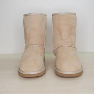 アグ(UGG)のUGG australia アグ 5サイズ 薄ブラウン ムートンブーツ(ブーツ)