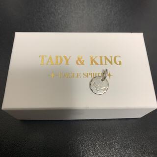 タディアンドキング TADY&KING イーグルスタンプメタルSV