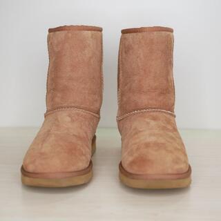アグ(UGG)のUGG australia アグ 25cm  ブラウン系 ムートンブーツ(ブーツ)