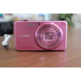 SONY - 【お値下げ】SONY Cyber-shot DSC-WX200 ピンク