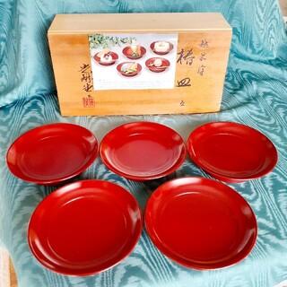 Noritake - 【❗新品未使用❗⭐値下げ⭐超大特価2280円‼️】漆器 漆塗り器  5客セット