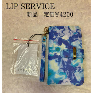 iPhone - 【新品】リップサービス 花柄 iPhone case