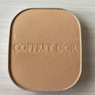 コフレドール(COFFRET D'OR)のベージュC コフレドールビューティオーラパクトU V(ファンデーション)