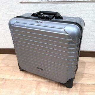 リモワ(RIMOWA)のリモワ RIMOWA サルサ ビジネストロリー 85640 人気の2輪(トラベルバッグ/スーツケース)