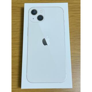 iPhone - iPhone 13 スターライト 256GB SIMフリー