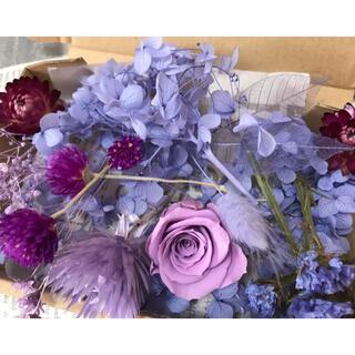 プリザーブドフラワー花材 ドライフラワー花材(プリザーブドフラワー)
