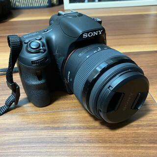 SONY - SONY 一眼レフα58 交換レンズセット