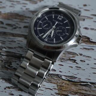 コーチ(COACH)の【稼働品】コーチ COACH 腕時計 メンズ クォーツ(腕時計(アナログ))