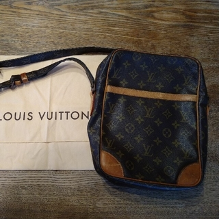 LOUIS VUITTON - ルイ・ヴィトン  ダヌーブ  リペア箇所あり