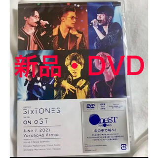 SixTONES oneST DVD 【新品】