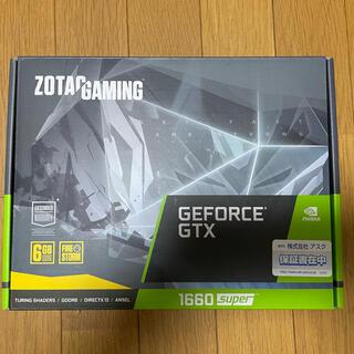 ZOTAC GAMING GeForce GTX 1660 SUPER 6GB