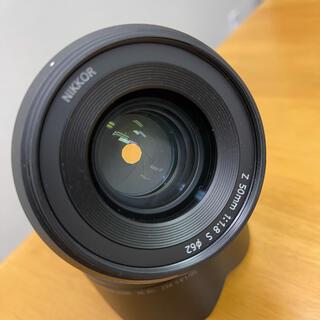 Nikon - ニコン nikkor Z 50 F1.8 S