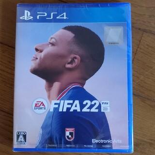 PlayStation4 - FIFA22 PS4 新品未開封