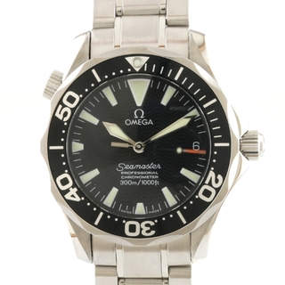 OMEGA - 【中古】オメガ OMEGA 腕時計 300M ステンレススチール